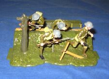 Britains 41035 WW1 'over the top' Trench Set - British 4 Figures