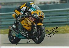 Thomas Insegna Firmato a Mano 7x5 PHOTO interwetten Paddock Moto MotoGP 2.