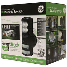 New GE Motion Sensor Tracking LED Light Home Security SmartTrack Movement 45265
