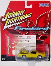 JOHNNY LIGHTNING R3 FIREBIRD 1978 PONTIAC FIREBIRD TRANS AM T-TOPS Rubber tires