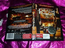 DEATH RACE (EXTENDED VERSION) : (DVD, MA15+)