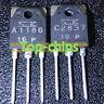 5pcs 2SA1186 +5pcs 2SC2837 A1186 C2837 SANKEN Transistors