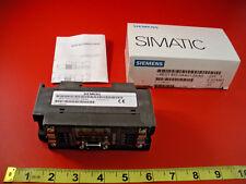 Siemens 6ES7 972-0AA01-0XA0 V:01 RS 485 Repeater Module E-Stand Simatic Nib New