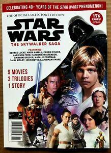 STAR WARS COLLECTOR'S EDITION: THE SKYWALKER SAGA Newsstand (NM) TITAN / Insider