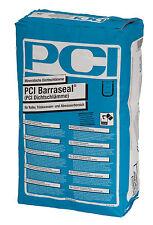 PCI Barraseal 25 kg Dichtschlämme Abdichtung Keller Schwimmbad Sockel-Abdichtung
