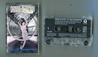 Drivin-N-Cryin TAPE MC-Cassette FLY ME COURAGEOUS 1990 EU-11-track Southern Rock
