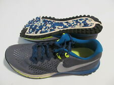 Nike Air Zoom Terra Kiger 4 880563 005  man grey/blue  shoes  Brand  New