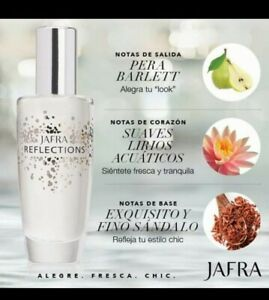 Jafra Reflections Eau de Toilette 1.7 fl. oz w/Free Shipping!