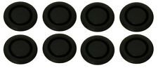 New! 1965-1968 Mustang Rubber Seat Access Hole Plug Kit Set of 8 Floor Pan Plugs