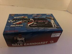 Dale Earnhardt #3 Goodwrench Daytona 500 1998 Monte Carlo 1:32 Limited Edition