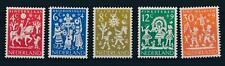Nederland - 1961 - NVPH 759-63 - Postfris - SE270