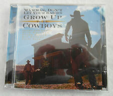 Country Ballads - Grow up to be Cowboys ( CD Album 2004 ) Used Very Good