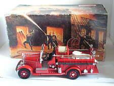 1935 MACK AB FIRE ENGINE POMPIER YFE15 MATCHBOX  YESTERYEAR