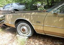 Good used Mopar 1981 82 83 Chyrsler IMPERIAL fender sheetmetal parts car Sinatra