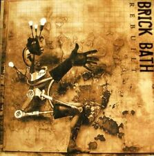 Brick Bath-rebuilt CD