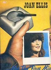 JOAN ELLIS the first mistake HOLLAND 1981 EX LP
