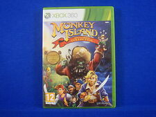 xbox 360 MONKEY ISLAND Special Edition Collection MINT DISC REGION FREE PAL