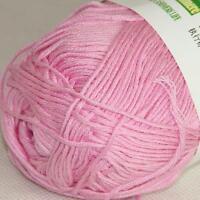 Sale New 1ballX50g Soft Baby Socks Natural Smooth Bamboo Cotton Knitting Yarn 30