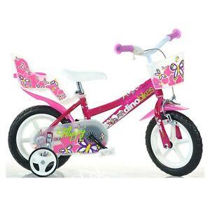 bici bicicletta Flappy dino bikes 12 pollici per bambini con rotelle freno