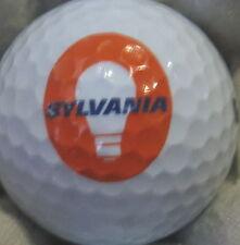(1) Sylvania Lightbulbs Logo Golf Ball