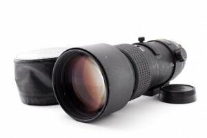 Nikon AF Nikkor 300mm F/4 ED Telephoto Lens from JAPAN [Exc++++]