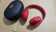 Beats by Dr. Dre Studio3 ANC Headband Wireless Headphones - Red