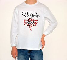 coheed and cambria long sleeve t-shirt model:4 blouse for children toddler kid