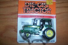 JOHN DEERE 4450 with FRONT WEIGHTS on Die Cast Card