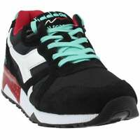 Diadora N9000 III Sneakers Casual    - Black - Mens