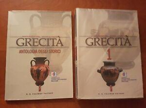 Grecità 1 e Antologia Degli Storici -Mario Pintacuda e Michela Venuto