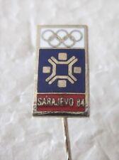 1984 SARAJEVO WINTER OLYMPICS BID PIN
