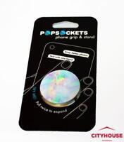 PopSockets Single Phone Grip Opal PopSocket Universal Phone Holder Genuine New
