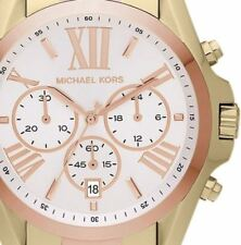 Michael Kors SMART WATCH RRP £289 Yellow/Rose Gold MK5651 Xmas Gift Present UK