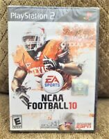 NCAA Football 10 (Sony PlayStation 2, 2009)