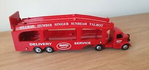 Dinky Bedford Pullmore Car Transporter 982 Rootes Group