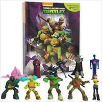 Teenage Mutant Ninja Turtles My Busy Book, Map, Figures