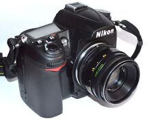 Helios 44-2 f/2/58mm Lens Nikon mount, full CLA, Excellent+, Infinity