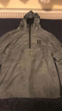 mens 11°Degrees grey hurricane jacket large