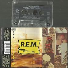 u MC Kassette R.E.M. / Out of Time / WB Germany