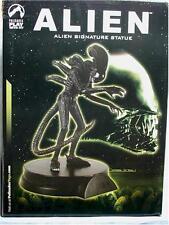 Alien Signature Statue