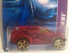 WWE Batista Series #4 Power panel 2007 Card #2006-110 Collectible Car