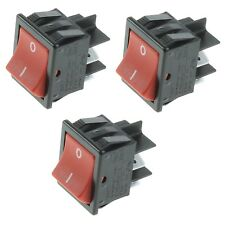 Replacement Switch Rocker 3 Pack For BX190 Numatic Henry Vacuum Cleaners