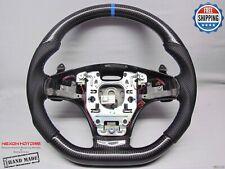 Chevrolet Corvette C6 Z06 Z1 Perfrate 8 Blue Ring Thick Carbon Steering Wheel V1