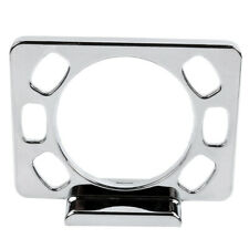 Toothbrush &Tumbler Holder Accessory Wall mount Chrome Plated