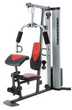 Weider 8700 Home Smith Machine Multi Gym Workout