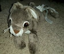 "IKEA Vandring Hare Stuffed Animal Soft 17"" Baby Toy Plush Bunny Rabbit New #F9"