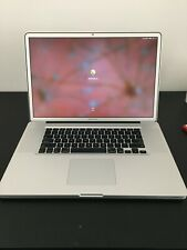 Apple MacBook Pro-17'' Matte (Antiglare), 2.2GHz Intel Core i7 8GB RAM 256GB SSD