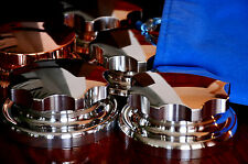 Heliopad Octagrip record weight for Garrard EMT Micro Seiki Project turntable