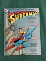 Superman Treasury C-38 Fine- (5.5) Off-White Pages!!