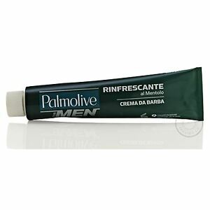 Palmolive Menthol Lather Shave Cream Tube - Shaving 100ml